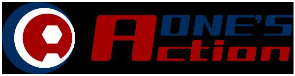 サッカーチームのためのホームページ制作|ワンズアクション